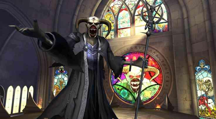 Beast Eddie Cathedral