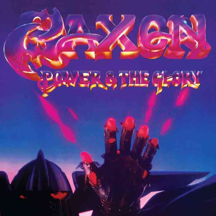 Saxon_Power The Glory_BMGCAT162LP