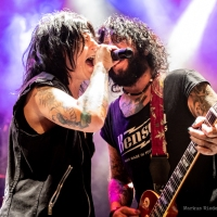 Live (Photo-) report L.A. GUNS/JARED JAMES NICHOLS/STONE TRIGGER, Gebr. de Nobel, Leiden - 10.09.2018