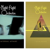 CD review THE NIGHT FLIGHT ORCHESTRA 'Internal Affairs' & 'Skyline Whispers' - re-issues