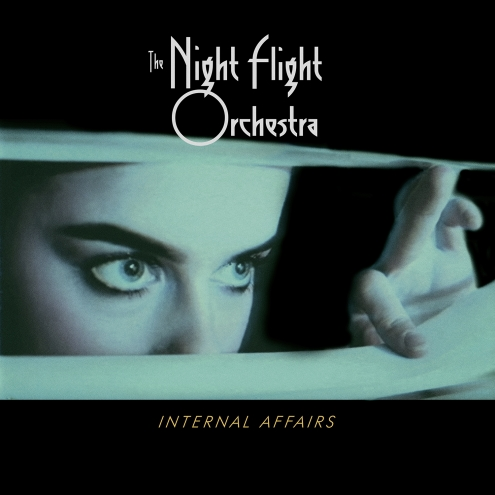 The Night Flight Orchestra - Internal Affairs - Artwork
