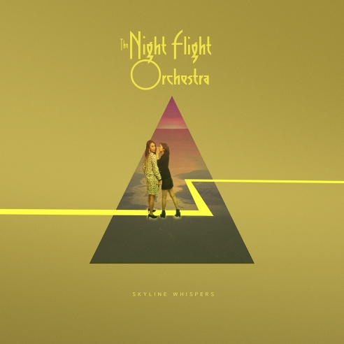 The Night Flight Orchestra - Skyline Whispers - Artwork