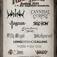 WATAIN and MAGNUM confirmed for ROCK HARD FESTIVAL 2019