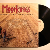 LP review VANDENBERG's MOONKINGS  'Rugged and Unplugged'