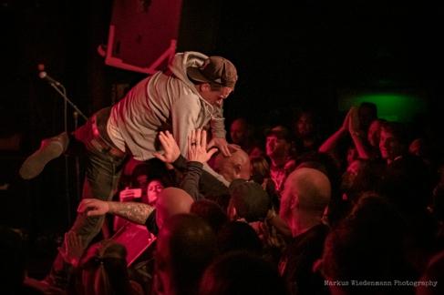 Napalm Death, Rotterdam, 16.11.2018-43