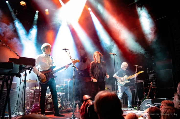 The Zombies, Haarlem, 31.10.2018-1
