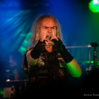 Live (Photo-) report GRAVE DIGGER, BURNING WITCHES, Baroeg, Rotterdam - 20.01.2019