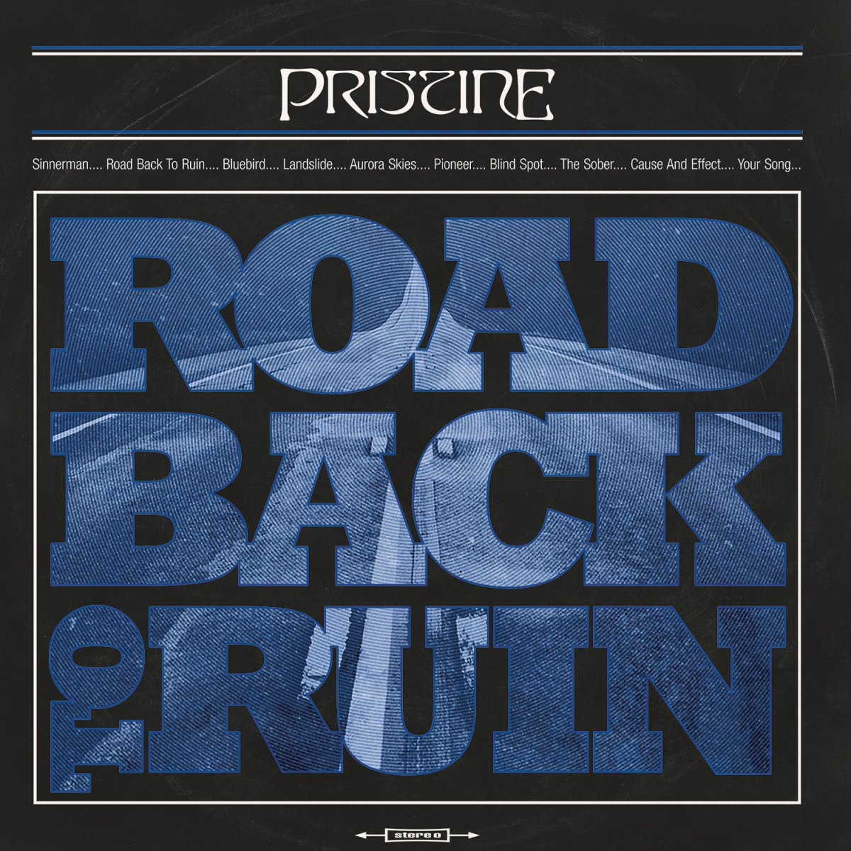 CD review PRISTINE 'Road Back to Ruin'