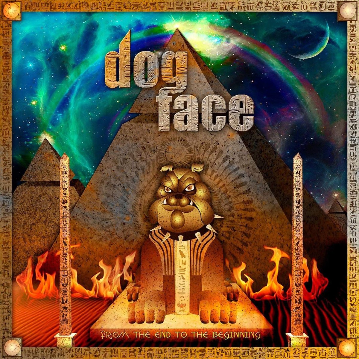 "CD review DOGFACE ""From the End to the Beginning'"