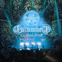 CD review ENTOMBED 'Clandestine - Live'