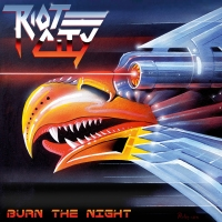 CD review RIOT CITY 'Burn the Night'