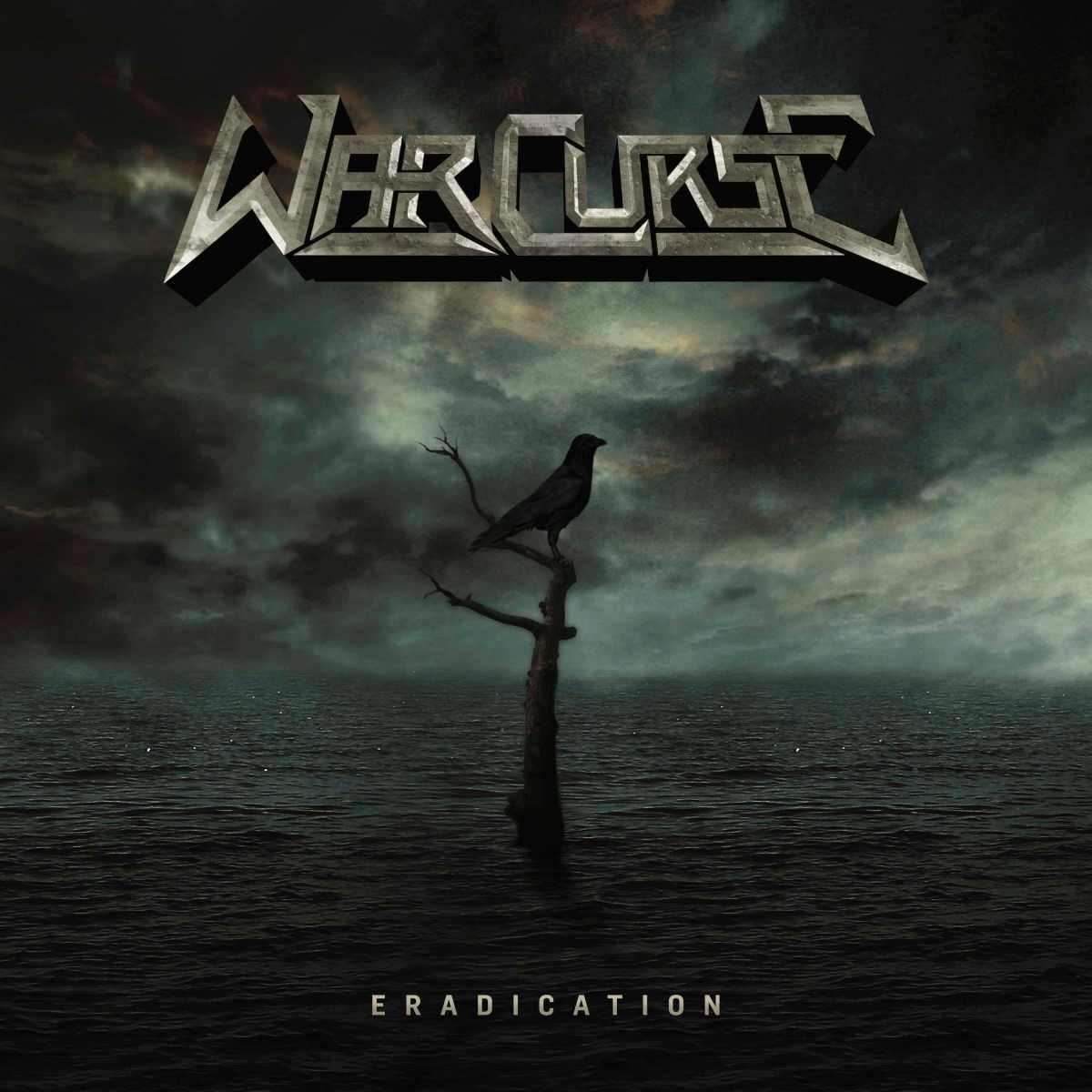 CD review WAR CURSE 'Eradication'