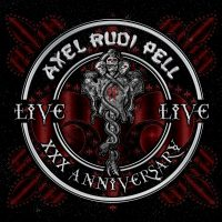 CD review AXEL RUDI PELL 'XXX Anniversary Live'
