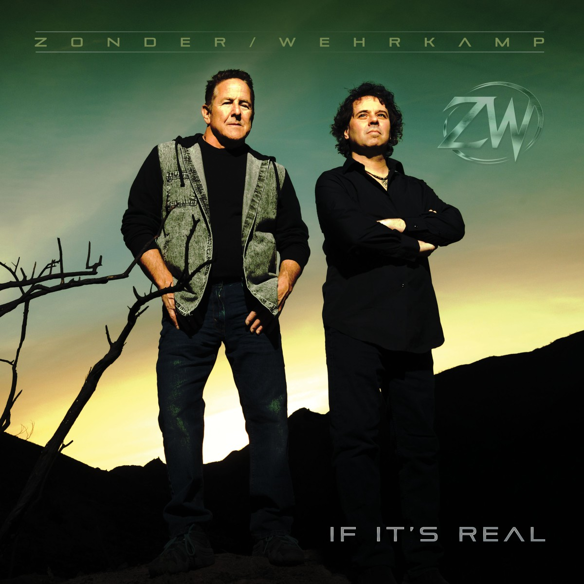 CD review ZONDER/WEHRKAMP ZW BAND 'If it's Real'