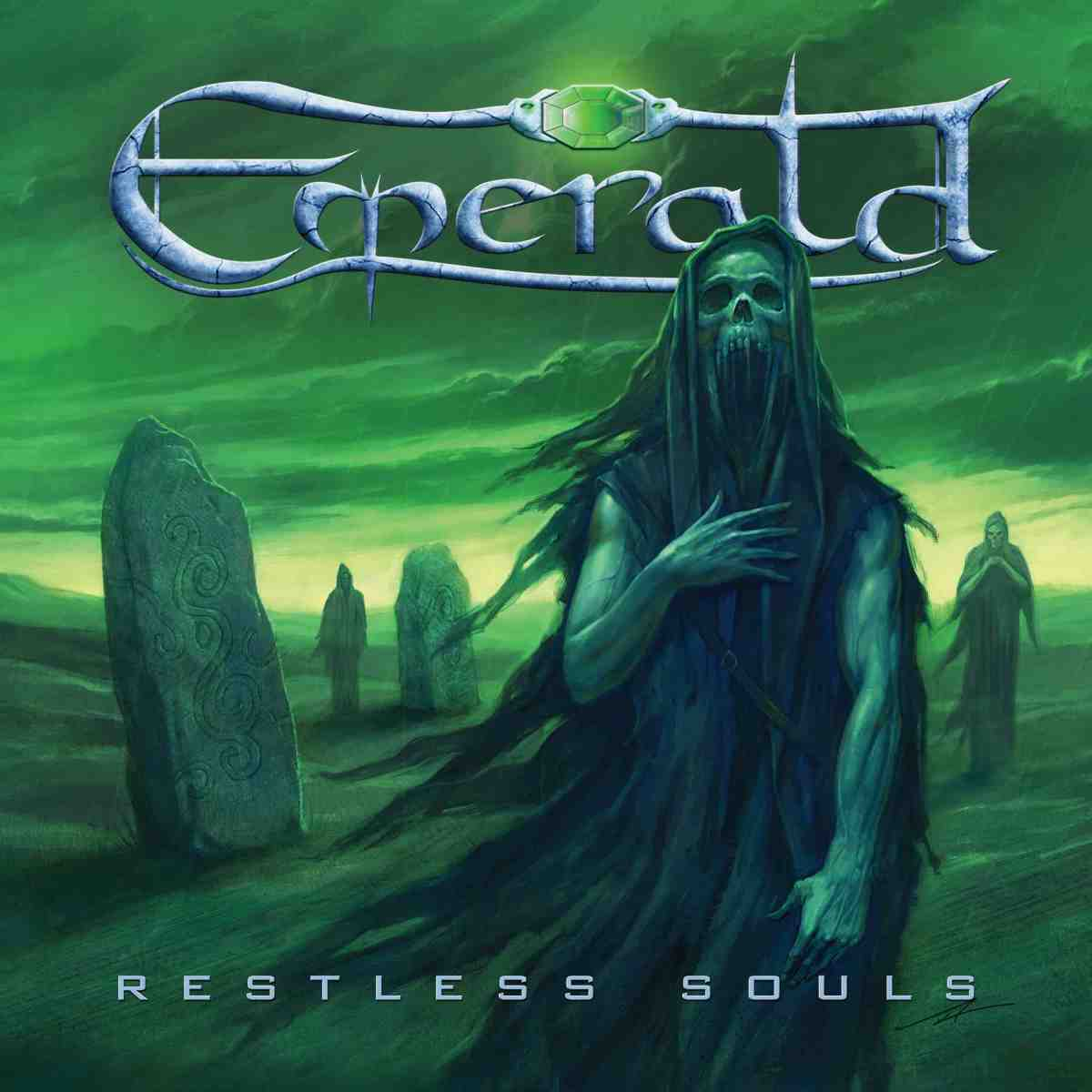 CD review EMERALD 'Restless Souls'