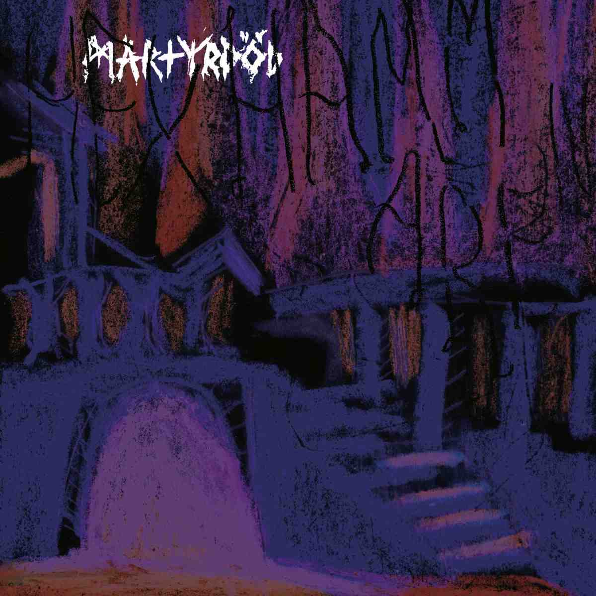 CD review MARTYRDÖD 'Hexhammaren'