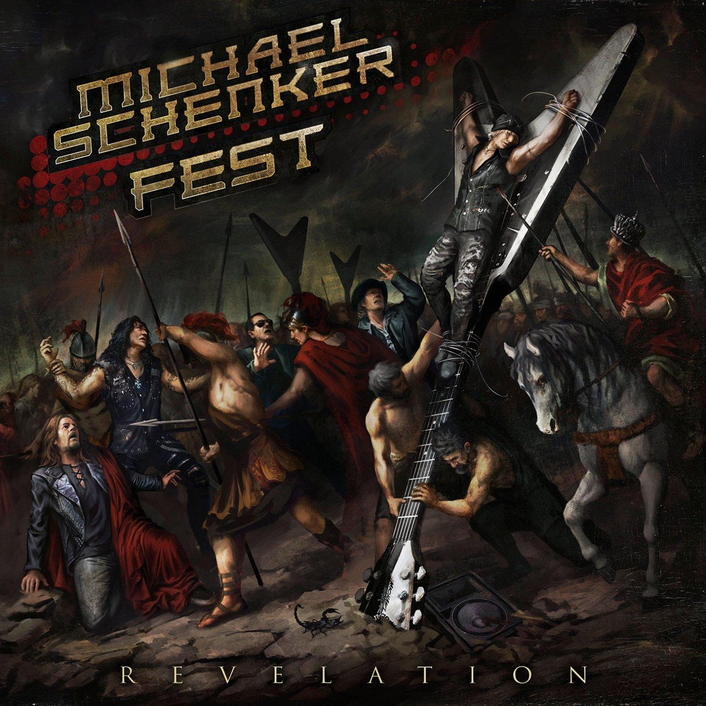 Nuclear Blast Michael Schenker