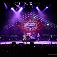 Live photo report GODSMACK & CALL THE RIOT, 013, Tilburg – 19.06.2019