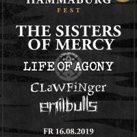 LIFE OF AGONY completes HAMMABURG line-up