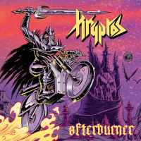 CD review KRYPTOS 'Afterburner'