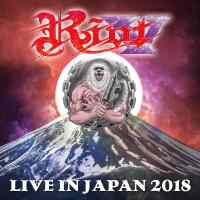 CD review RIOT V 'Live in Japan 2018'