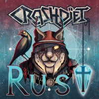 CD review CRASHDÏET 'Rust'