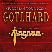 GOTTHARD announces shows in Germany