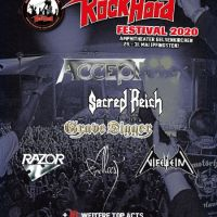 First bands announced for ROCK HARD FESTIVAL 2020