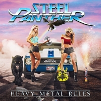 CD review STEEL PANTHER 'Heavy Metal Rules'