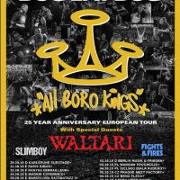DOG EAT DOG tour dates, with special guest WALTARI
