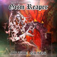 CD review Steve Grimmett's GRIM REAPER 'At the Gates'
