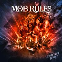 CD review MOB RULES 'Beast Over Europe'