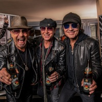 SCORPIONS introduce their new beer