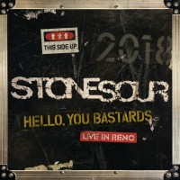 CD review STONE SOUR 'Hello, You Bastards: Live in Reno'