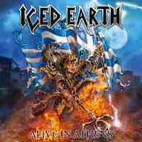 ICED EARTH release 'Alive in Athens (20th anniversary edition)'