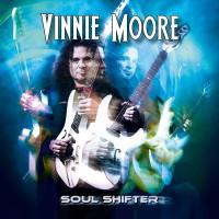 CD review VINNIE MOORE 'Soul Shifter'