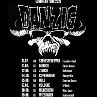 DANZIG on tour in Europe this summer