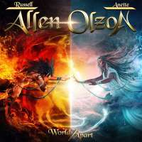 CD review ALLEN/OLZON 'Worlds Apart'