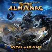 CD review ALMANAC 'Rush of Death'