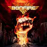 CD review BONFIRE 'Fistful of Fire'