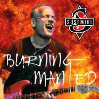 CD review ANDY SUSEMIHL 'Burning Man'