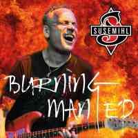 CD review ANDY SUSEMIHL 'Burning Man'