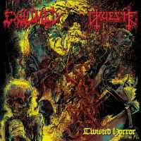CD review EXHUMED & GRUESOME 'Twisted Horror'