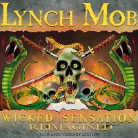 CD review LYNCH MOB 'Wicked Sensation Reimagined'