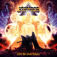 CD review STRYPER 'Even the Devil Believes'