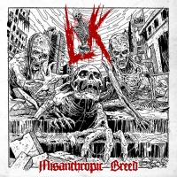CD review LIK 'Misanthropic Breed'