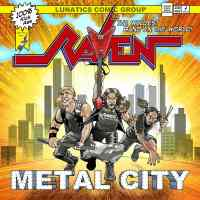 CD review RAVEN 'Metal City'