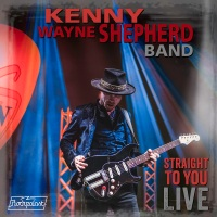 KENNY WAYNE SHEPHERD live album in November