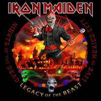 IRON MAIDEN announce 'Nights Of The Dead – Legacy Of The Beast, Live in Mexico City'