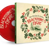 CD review BLACKMORE'S NIGHT 'Here We Come A-Caroling'